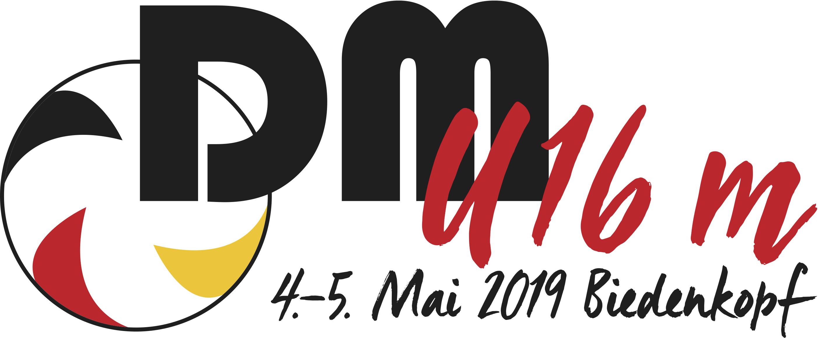 Volleyball | Deutsche Meisterschaften U16 männlich in Biedenkopf 4. bis 5. Mai 2019