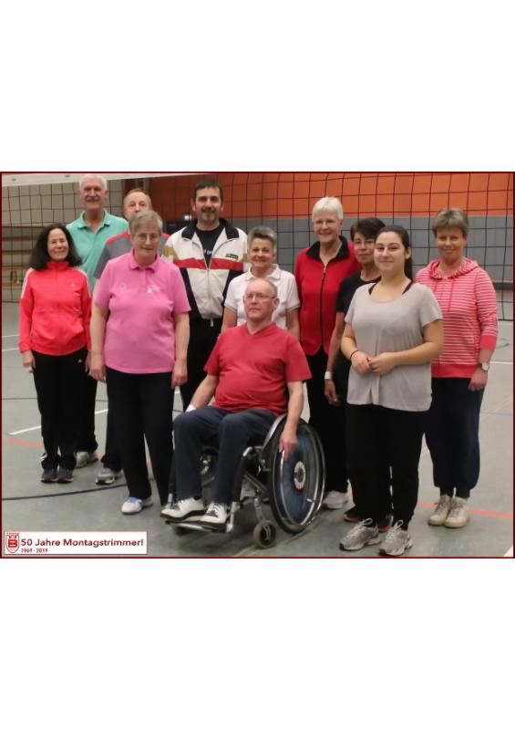 Turnverein Biedenkopf Jedermannsport | 50 Jahre Montagstrimmer