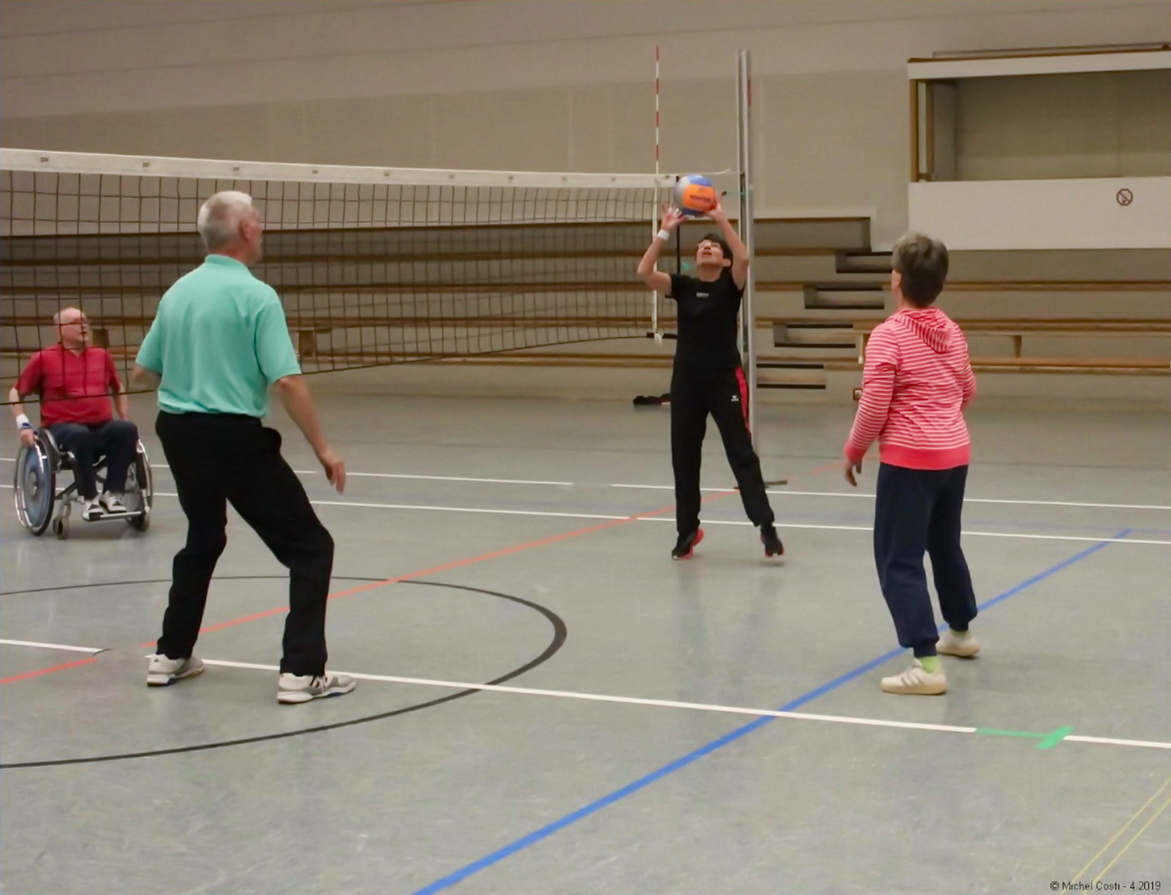 TVB Jedermannsport | Hobby-Volleyball Angebot des Turnvereins Biedenkopf